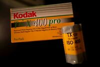 Kodak Tri-X 400 Pro 120 Film - 5 Rolls - Expired