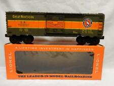 POSTWAR LIONEL 6464-450 GREAT NORTHERN  BOX CAR, C-8 LN in ORIGINAL BOX