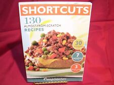 Shortcuts 130 Almost From Scratch Recipes by Weight Watchers
