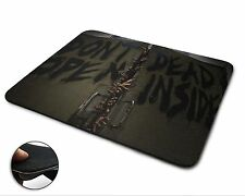Dont Open Dead Inside The Walking Dead Premium Quality Mouse Mat / Mouse Pad