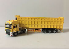 Construction vehicles Semi Heavy Truck 1/50 Scale Die-Cast Metal Model Toy