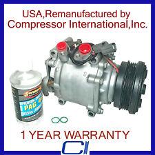 1992-1993 Honda Civic,1993 Honda Civic Del Sol OEM Reman A/C Compressor