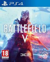 Battlefield V 5 for Playstation 4 PS4 - UK - FAST DISPATCH