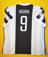 bd40fea1e 4.9/5 Higuain Juventus jersey 3XL 2017 2018 home shirt BQ4533 Adidas soccer  ig93