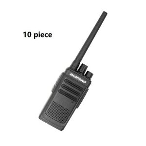 10x Baofeng C6 Ham Transceiver UHF 400-470MHZ 8W Portable Two Way Radio