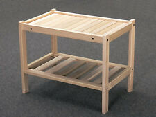 TV Table - Finely Crafted Domestic Hardwood