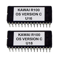 Kawai R-100 Latest Os Rev. C firmware update upgrade R100 Eprom