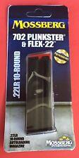 MOSSBERG MAGAZINE 702 PLINKERTON & FLEX-22  22LR 10 Round