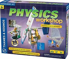 Thames and Kosmos 625412 DIY Education Physics Science Workshop
