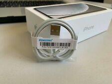 IPhone Genuino Original Apple Lightning a USB Cargador Cable por Foxconn OEM
