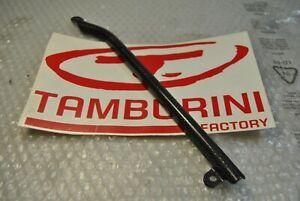 TRIUMPH SPEED TRIPLE ACCESSORIO CARBONIO COPRI TUBO FRENO POSTERIORE