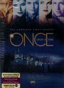 Once Upon a Time Complete Series Seasons 1-7 Bundled DVD Set Brand New