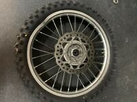 New 2.75//3.00-8 Inner Tube w// Bent valve stem for X1 X2 Pocket Bike