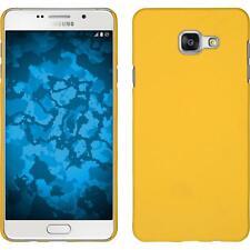 Funda Rígida Samsung Galaxy A7 (2016) A710 goma amarillo