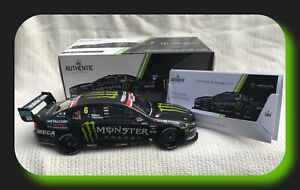 Authentic 1:18 Ford FGX Falcon Monster Energy  2017 Sandown Waters Stanaway