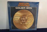 Waylon Jennings, Golden HIts, RCA Records SVL1-0519, SEALED Country