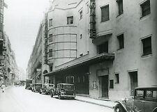 LA CIGALE CAFE CONCERT 1934 VINTAGE PHOTO R70