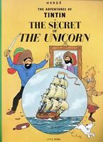 The Secret of the Unicorn by Herg?