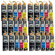 30 Ink Cartridge For Brother LC123 MFC-J6720DW MFC-J6920DW MFC-J870DW With chip