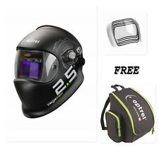 Optrel VegaView 2.5 Welding Helmet with FREE Lens and Backpack 1006.600