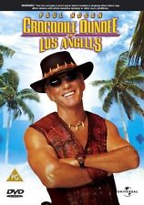 Crocodile Dundee In Los Angeles DVD Set R4/Aust New