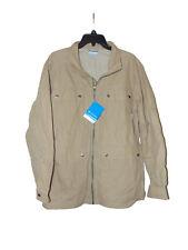 Columbia Sportswear Bear Creek Jacket Large Men New