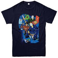 Horror T-shirt, Fear and Trembling, Killer Design Gift Top