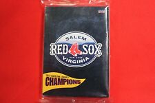 2013 Salem Red Sox Championship Set - Mookie Betts only 500 sets produced