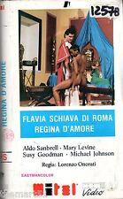 Flavia (1986) VHS Mitel Video   Aldo Sanbrell Mary Ann Levine Lorenzo Onorati