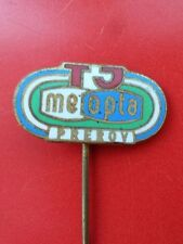 !!! Different Version !!! very rare old football club TJ MEOPTA pin