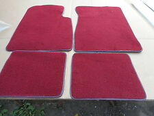 Ford Floor Mats - 4 Pieces 1932 - 1948