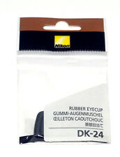 Nikon dk-24 Conchiglia oculare per d5000/rubber eyecup (Nuovo/Scatola Originale)