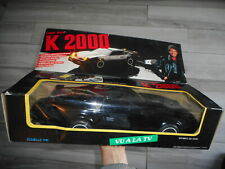 K 2000  1982 FUSHINTOYS KNIGHT RIDER PONTIAC  1/10 made in Taiwan