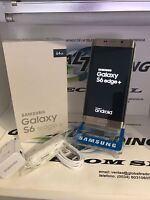 SAMSUNG GALAXY S6 EDGE PLUS SM-G928C 64GB  ORO GOLD PERFECTO ESTADO GRADO A
