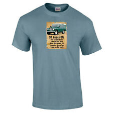 30 Year Old Land Rover Funny 30th Birthday Gift T-Shirt 16 Colours - to 5XL