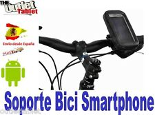 SOPORTE BICICLETA SMARTPHONE RESISTENTE AGUA HTC ONE M9s SP01