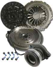 DUAL MASS TO SINGLE FLYWHEEL, CLUTCH KIT, CSC FOR VAUXHALL CORSA D 1.3 CDTI