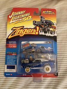 Johnny Lightning Zingers! White Lightning CHASE Street Freaks 1973 Pontiac GTO