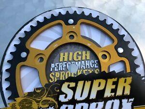 Supersprox Sigilo Piñón Ducati Monster 821 , 797 , Scrambler 800 , 743-46, Nuevo