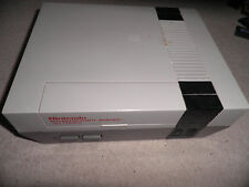 nes console unit only - fully tested
