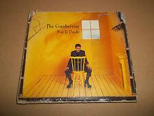 THE CRANBERRIES - FREE TO DECIDE - CD SINGLE - UK FREEPOST