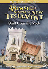 Animated Stories from the New Testament - Built Upon the Rock (DVD, 2008)