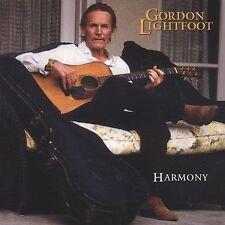 Harmony by Gordon Lightfoot (CD, May-2004, Spin Art)