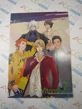 PS2 Game VitaminZ Welcome our New Supplement Boys Clear File Folder C Japan