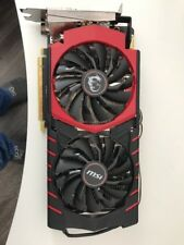 MSI NVIDIA GTX 980 GAMING 4G Graphics Card