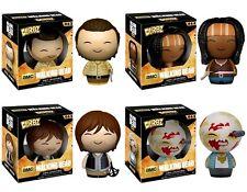 The Walking Dead - 4 Figure Set-Funko-dorbz-Daryl, Walker, Rick, Michonne