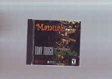 TONY TOUGH AND THE NIGHT OF ROASTED MOTHS - 2002 PC GAME- ORIGINAL JC EDITION DW