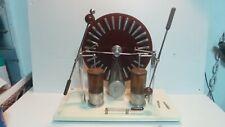 Machine De Wimshurst electrostatic PIERRON NON testé vendu en l'état