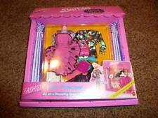 NRFB Barbie Party Dazzle Fashion Playcase Shop Doll 3098 Mall Outfit 1991 Dress