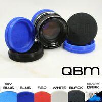 Rollei QBM Mount Rear Lens Cap FORSTER UK / US Rollei Bayonet Zeiss Rollei QBM